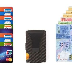 Other - NWT RFID CARD PROTECTOR WALLET WITH MONEY CLIP